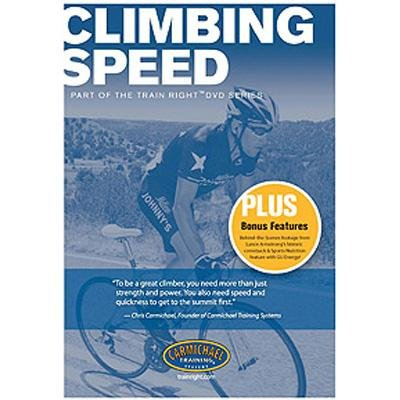 Carmichael Training Systems DVD - Climbing Speed - TRAN80214