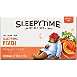 Celestial Seasonings Sleepytime Peach Tea, 20 Count