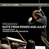 �ץ?�ե����� : �֥�ᥪ�ȥ���ꥨ�åȡ��ȶ� ��1�֡��ȶ� ��2�� ��� (Prokofiev : Suite from Romeo and Juliet / Riccald Muti , Chicago Symphony Orchestra) [͢���� / ���ܸ��ӡ�������]