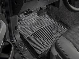 WeatherTech Trim to Fit Front Rubber Mats (Black)