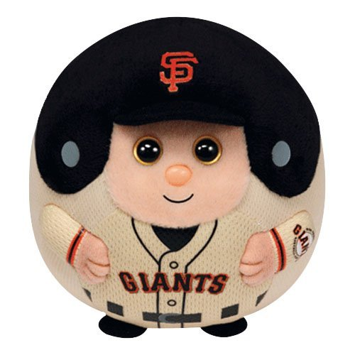 Ty Beanie Ballz MLB San Francisco Giants Plush Toy