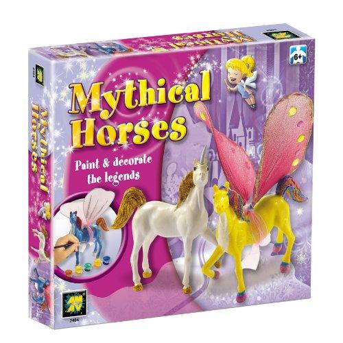 AMAV Mythical Horses Painting Kit - 1