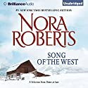 Song of the West: A Selection from Home at Last (       UNABRIDGED) by Nora Roberts Narrated by Joyce Bean