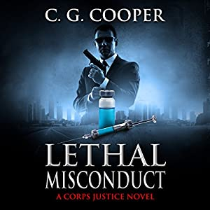 Lethal Misconduct Audiobook