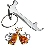 Alcoa Prime Hot Aluminum Alloy Beer Juice Drinking Bottle Cap Opener Key Rings Keyring Chain Keychain Metal Kitchen...