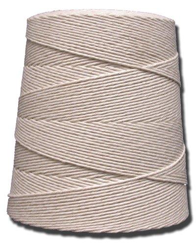 T.W. Evans Cordage 07-300 30 Poly Cotton Twine with 2.5 Poun