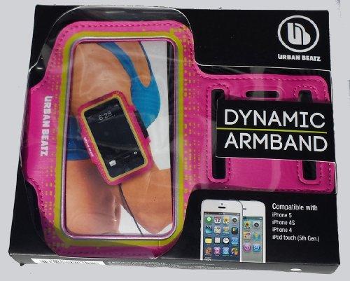 Urban Beatz Dynamic Armband, Pink