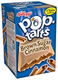 Kellogg's Pop Tarts Frosted Brown Sugar Cinnamon (Pack of 6)