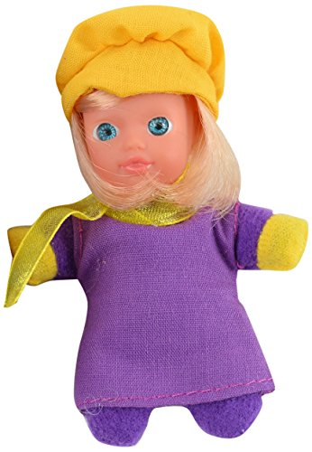Stork Babies Paloma Purple Doll - 1