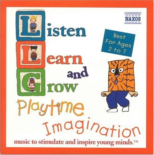 Wolfgang Amadeus Mozart - Listen Learn And Grow: Playtime Imagination - Zortam Music
