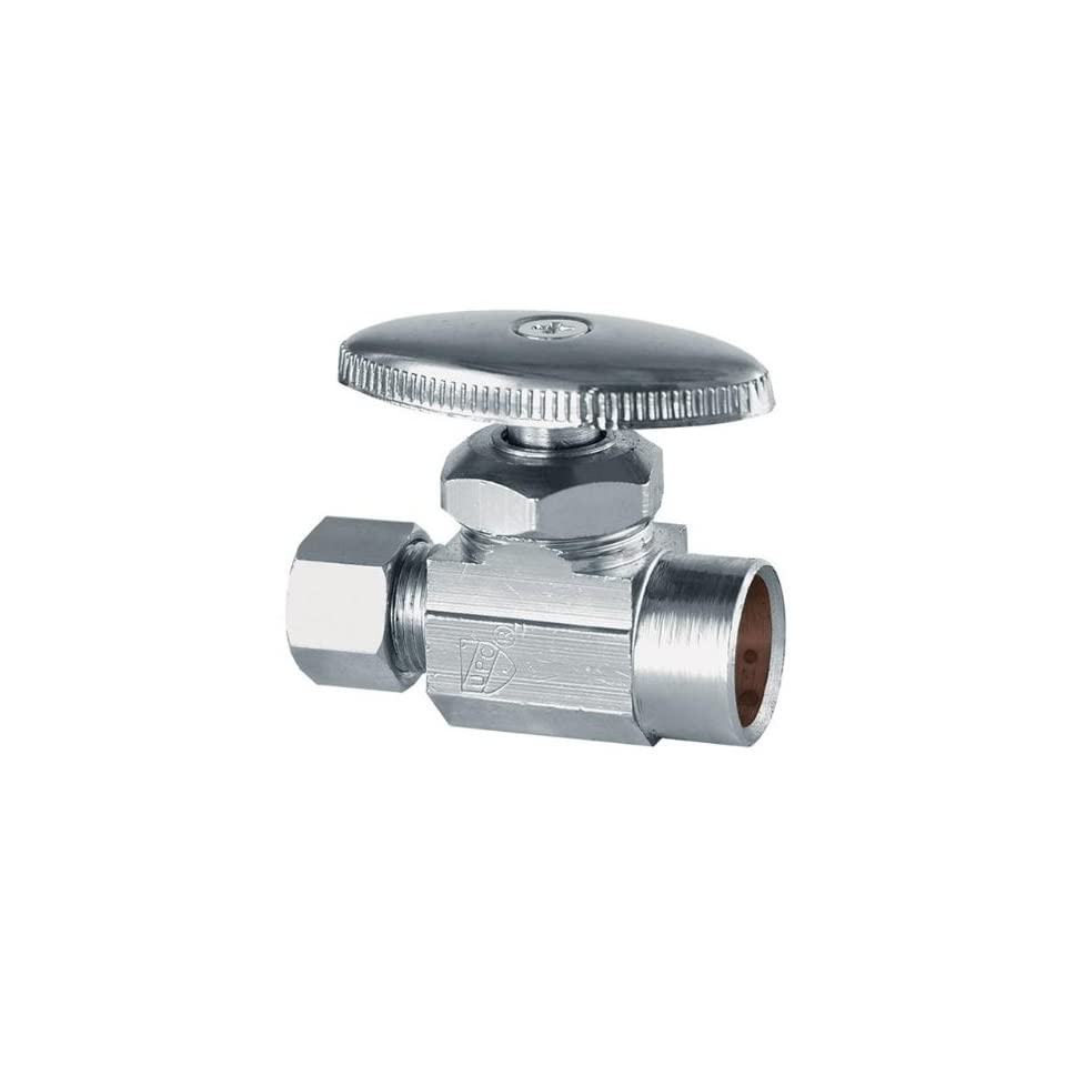WAXMAN CONSUMER PRODUCTS GROUP Straight Valve