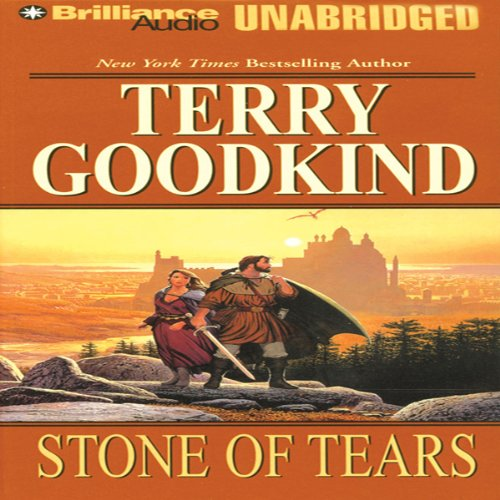 Stone Of Tears Sword Of Truth Book 2 Audiobook Terry border=