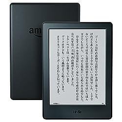 Kindle (Newモデル) Wi-Fi、ブラック、キャンペーン情報つきモデル、電子書籍リーダー