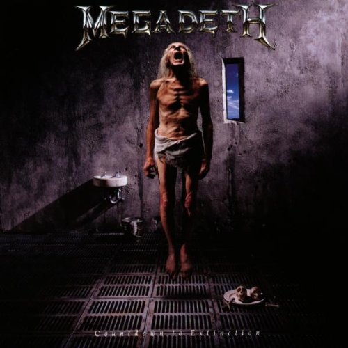 Megadeth Countdown+To+Extinction CD