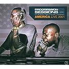 Progression Sessions - America Live 2001