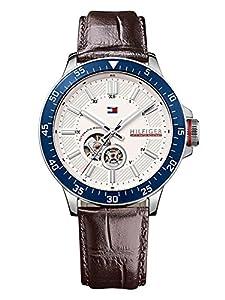 Tommy Hilfiger 1791056 Brooks Mens Automatic Watch