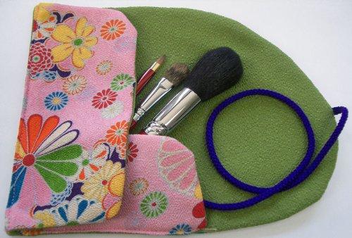 伝統工芸品 熊野筆 化粧ブラシセット 3本