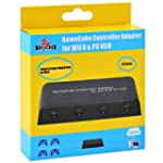 GameCube Controller Adapter for Wii U...