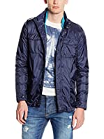 GAS Chaqueta Arm (Azul)