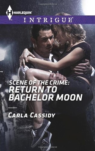 Image of Scene of the Crime: Return to Bachelor Moon (Harlequin Intrigue)