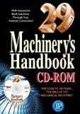 Machinery's Handbook 29th Edition - CD-Rom