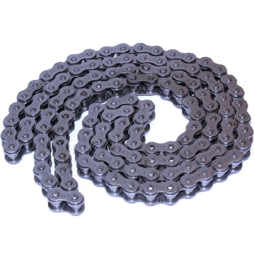 Caltric DRIVE CHAIN Fits YAMAHA 80 LB80 LB50P Chappy 1976-1982 (Yamaha Chappy Parts compare prices)