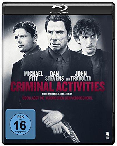 Criminal Activities - Lasst das Verbrechen den Verbrechern [Blu-ray]