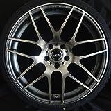 BMW対応 19インチホイール SPENCER SE-7M スペンサーエスイーナナエム ポリッシュ/ガンメタリック