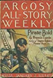 img - for Argosy All-Story Weekly (1926, Jan. 2) book / textbook / text book