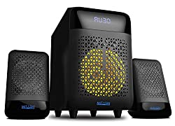 Mitashi HT 4030 BT 2.1 Channel Home Theatre System (2500 Watts PMPO) with Bluetooth