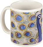 Emami Chisel Art Coffee Mug, 300 ml, Blue