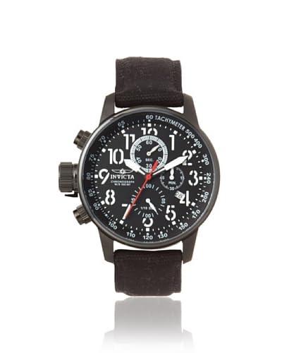 Invicta Men's 1517 I-Force Black Riffle Watch