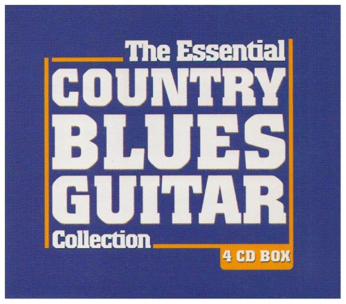 THE ESSENTIAL COUNTRY BLUES GUITAR COLLECTION