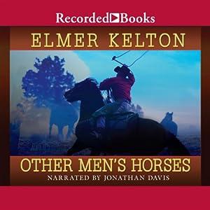 Other Men's Horses Audiobook