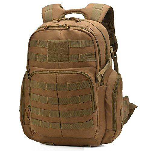Mountaintop 40L Zaino Militare / Tattico Molle / Campeggio / Zaino di Assalto / Escursionismo / Sport / Patrol Camping