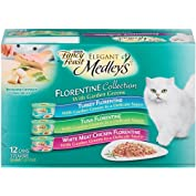 by Purina Fancy Feast 90% Sales Rank in Pet Supplies: 131 (was 249 yesterday) (2025)Buy new:  $22.80  $8.61 13 used & new from $8.61