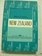 New Zealand by William James Cameron
