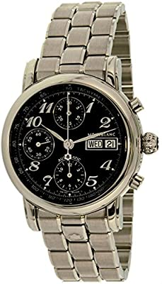 Montblanc Men's 18966 Star XL Chronograph Chronograph Watch