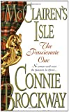 McClairen's Isle: The Passionate One (0440226295) by Brockway, Connie