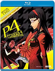Persona 4: The Animation Collection 2 [Blu-ray]