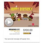 Amazon Gift Card - Email - Reggae Bir...