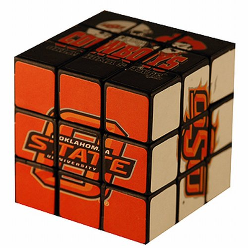 NCAA Oklahoma State Cowboys Toy Puzzle Cube