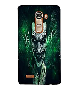 perfect print Back cover for LG G4 Mini
