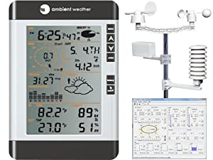 Buy Ambient Weather WS-2080 Wireless Home Weather Station by Ambient Weather