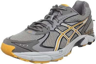 ASICS Men's Gt-2160 Trail Running Shoe,Silver/Lightning/Henna,10.5 M US