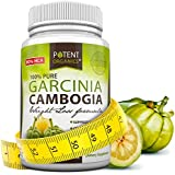 Pure Garcinia Cambogia Extract - 180 Capsules - 80% HCA - Best Weight Loss Supplements - Healthy Digestive System - Natural Appetite Suppressant - 100% Lifetime Money Back Guarantee - Order Risk Free!