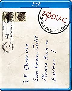 Zodiac (Director's Cut) [Blu-ray] [Director's Cut]