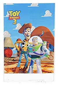 """Funcart """"Toy Story"""" theme plastic cover sheet"""
