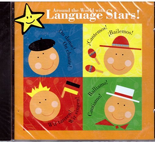 Around the World With Language Stars!