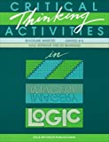 critical thinking activities in patterns imagery logic (k-3) Critical thinking activities  grades k-3, grades 4-6, grades 7-12 these three  books help students develop skills in critical thinking - the ability to recognize.